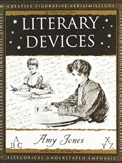 Amy Jones - Literary Devices