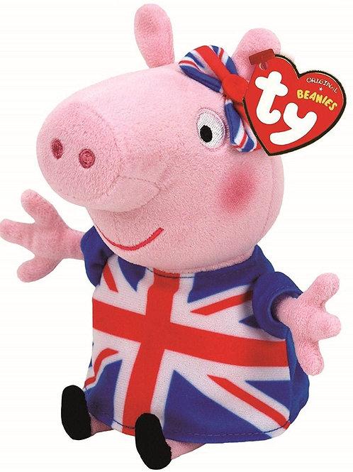 Peppa Pig : Union Jack Beanie
