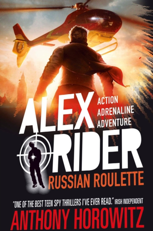 Anthony Horowitz - Russian Roulette (AGE 12+) (10th In Series) (Prequel)