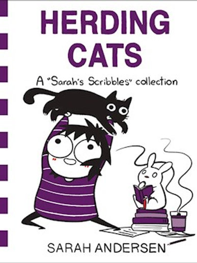 Sarah Andersen - Herding Cats