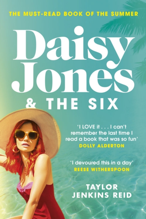 Taylor Jenkins Reid - Daisy Jones And The Six
