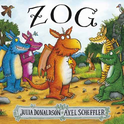 Julia Donaldson - Zog (AGE 3+)