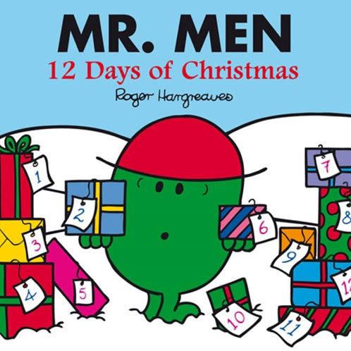 Roger Hargreaves - Mr. Men: 12 Days of Christmas (AGE 3+)