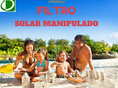Proteção Solar é fundamental!