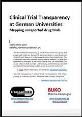 CTT at German unis report cover 20191230