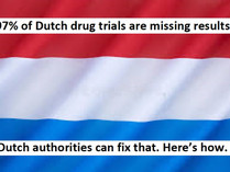 The Netherlands' terrible clinical trial reporting can be fixed. Here's how.
