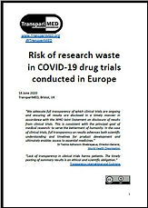 COVID drug trials in EU_study cover_2020