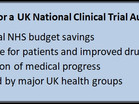 How to get all UK clinical trials registered and reported