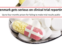 Denmark to introduce sanctions for non-reporting of clinical trial results