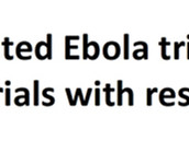 Unprepared for the next Ebola due to missing clinical trial results
