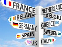 How will national regulators in Europe impose fines for missing clinical trial results?