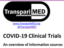 List of all COVID-19 clinical trials - drugs, non-drug interventions and vaccines