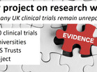 Unreported medical device trials in the UK: Mission not (yet) accomplished