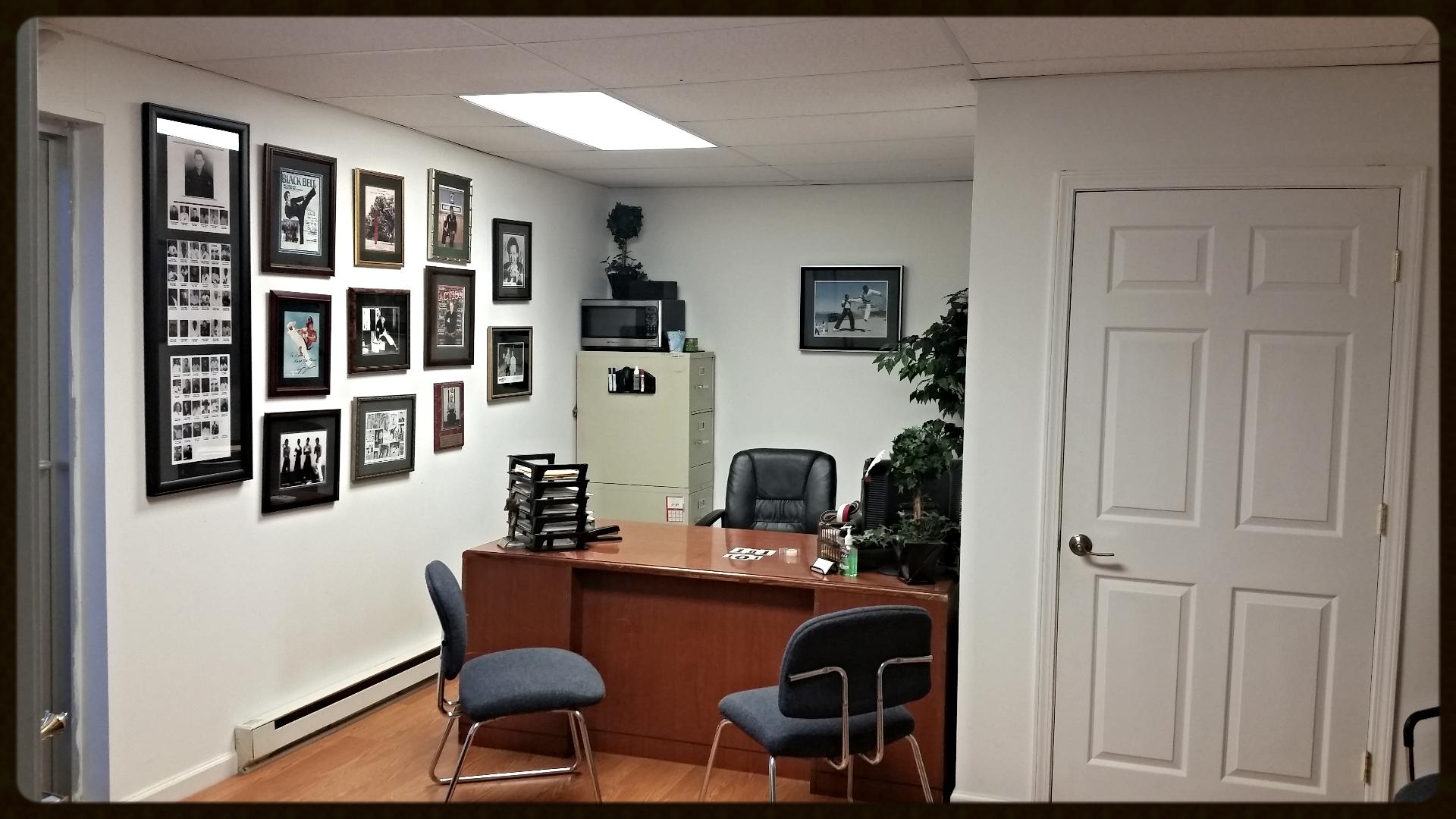 Dojo Office/Entry