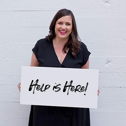 Help is Here! Wendy Tibbotts of Zigzag Creative