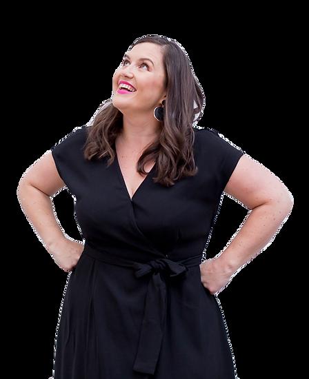 Wendy Tibbotts - marketing strategist & social media lover - business cheerleader - looking upwards