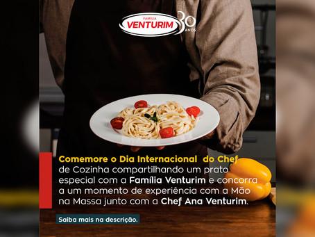 """Promoção """"Momento Chef"""""""