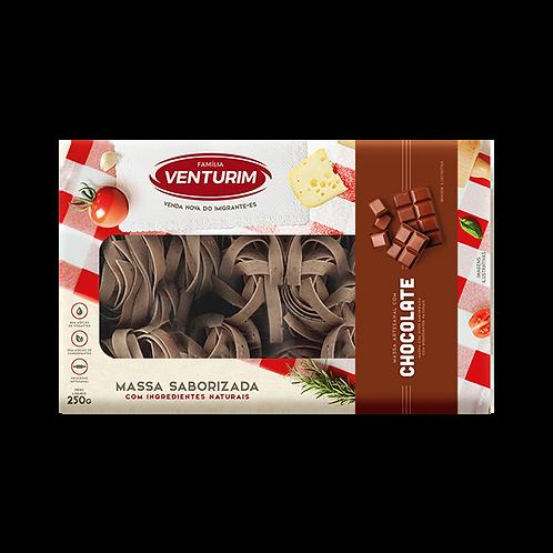 Massa Saborizada Chocolate 250g