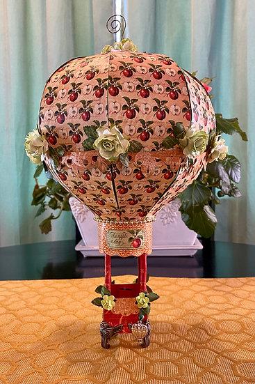 An Apple A Day Medium Hot Air Balloon