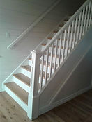 Rénovation contruction escalier