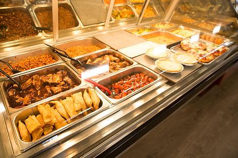 Buffet Boulangerie Madelon Îles-de-la-Ma