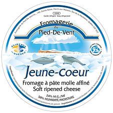 Fromagerie du Pied-De-Vent Jeune-Coeur