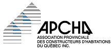 Association provinciale des constructeus d'habitatins du Québec inc.