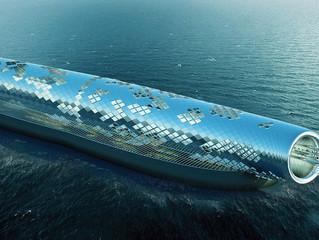 The Pipe : un tube à énergie solaire pour produire de l'eau potable