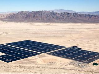 La plus grande centrale solaire du monde vient d'être mise en service en Californie