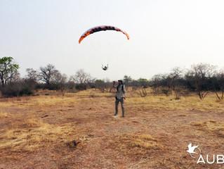 AUBE, le drone écolo