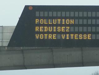 La pollution de l'air tue 524 000 européens chaque année