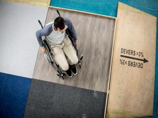 """Accessibilité : le CEA de Grenoble, un """"laboratoire"""" vivant à tous les étages"""