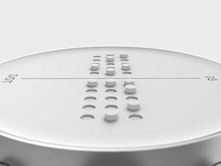 Dot : la montre connectée qui s'exprime... en braille !