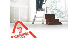 Pas de rénovation sans ventilation