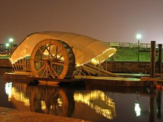 M. Trash Wheel la roue qui nettoie le fleuve
