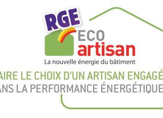 """Un nouveau dépliant pour notre marque """"ECO ARTISAN"""""""
