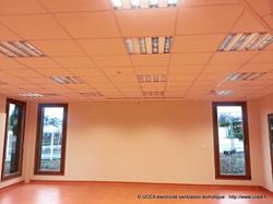 salle de classe Montbonnot