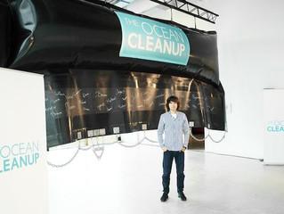 Nettoyage des océans : le projet de Boyan Slat se concrétise
