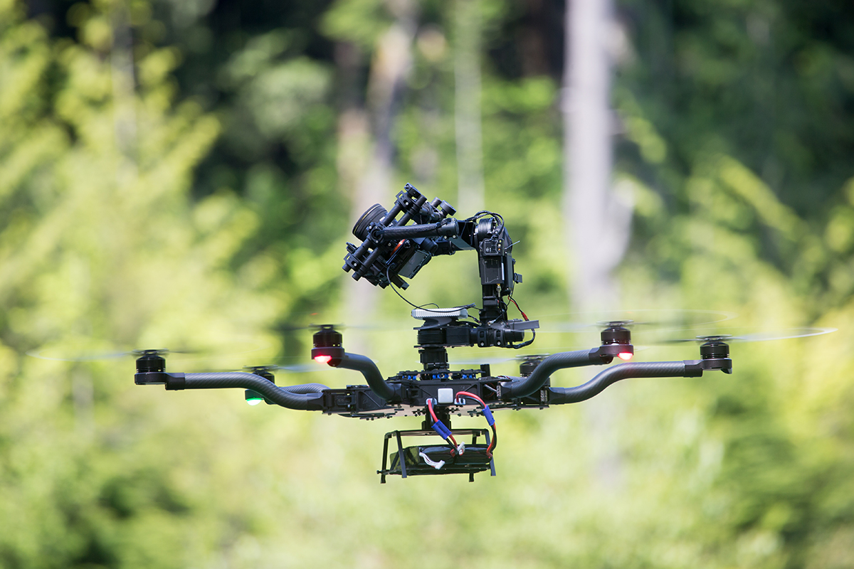 Drone Freefly Alta 6