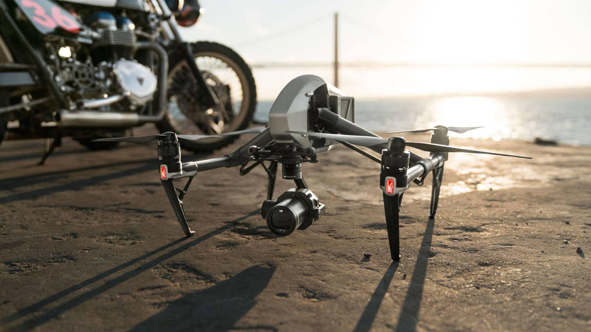 Drone INSPIRE 2 X5/X7