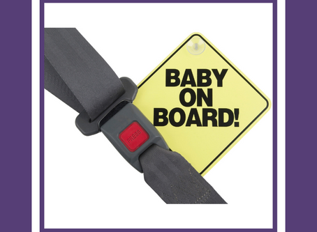 Car Safety for Pregnant Women, Babies, and Children