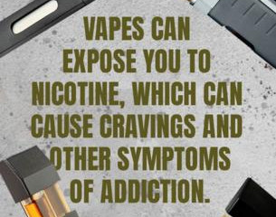Vapes and E-cigarettes - the real facts.