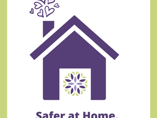 Safer at Home - A Message from CWCC