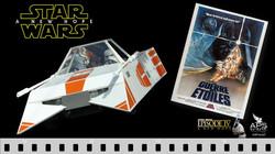 Véhicule Star Wars