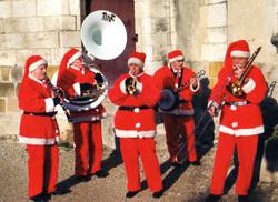 La fanfare de Noël