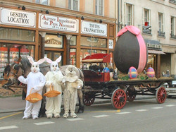 Le Chariot de Pâques