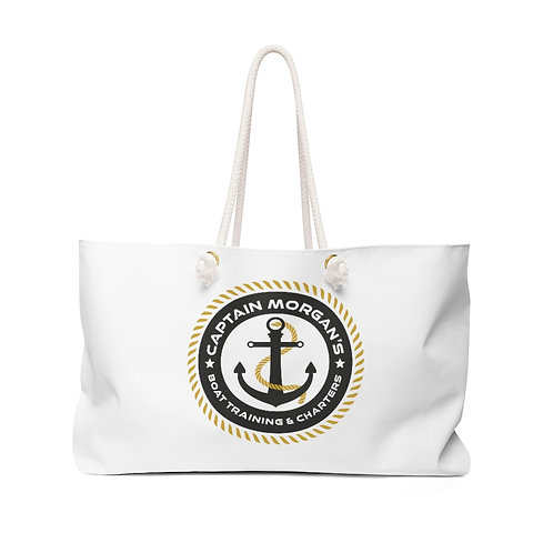Weekender Bag, Design On One Side, Price Includes Shipping