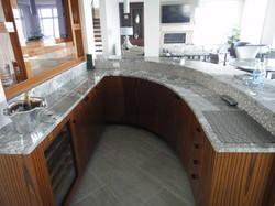 bar, home bars, marble bar top