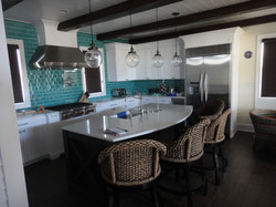 modern kitchen islands, nj homes