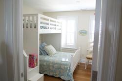 custom bunk beds, built in bunk beds